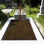 Vor Grabgestaltung